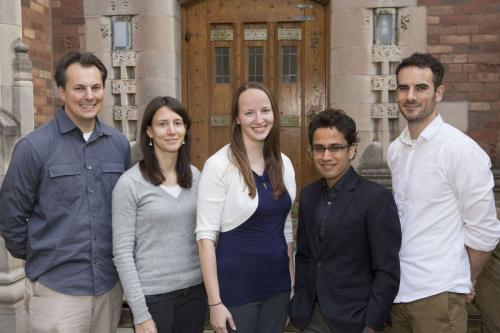 Picture of the Helmsley Postdocs