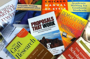 Hardcopies of additional resources.