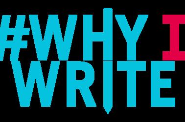 hashtag why i write