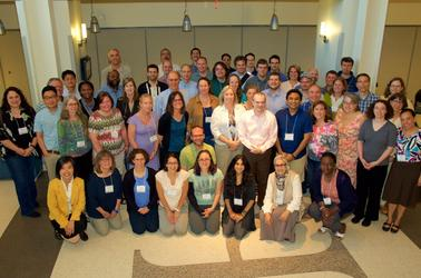 UConn Summer Institute Participants and Facilitators Group Picture